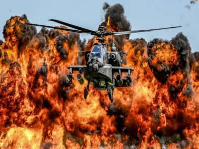 بھارت نے امریکا سے نئے اپاچی ہیلی کاپٹرز فراہم کرنے کی درخواست کردی۔