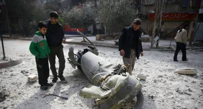 Syrian government ground forces attack On Innocent People.