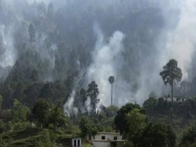 لائن آف کنٹرول پر بھارتی فوج کی بلا اشتعال فائرنگ ، لوگ گھروں میں محصور ہو کر رہ گئے