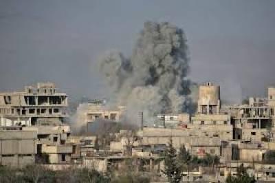 شام کے علاقے عفرین پر ترکی کے فضائی حملوں میں شامی فوج کے 36 اہلکار ہلاک اور متعدد زخمی ہوگئے