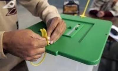 سندھ اسمبلی کے حلقہ پی ایس سات ڈہرکی میں ضمنی انتخاب کے لئے پولنگ کا عمل صبح 8 بجے شروع ہوا