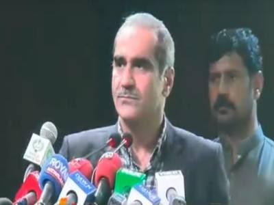 نواز شریف کو سیاست سے اس لئے نکالا گیا کہ وہ کسی کے اشارے پر نہیں چلتے۔ سعد رفیق