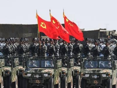 چین: دفاعی اخراجات کے لئے 10 کھرب یوان کے بجٹ کا اعلان