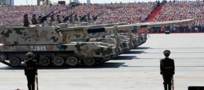 چین نے آئندہ سال کیلئے اپنے دفاعی بجٹ میں آٹھ اعشاریہ ایک فیصد اضافہ کردیا
