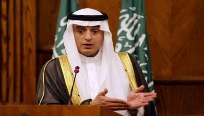 ولی عہدکےدورہ لندن پربہت پرجوش ہیں،عادل الجبیرکابرطانوی ٹی وی کوانٹرویو