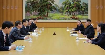 جنوبی کوریا کے وفد نے مذاکرات کے سلسلے میں شمالی کوریا کا کامیاب دورہ کیا