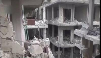 شدید عالمی دباؤ کے بعد شامی حکومت نے پہلی بار امدادی سامان غوطہ میں داخل ہونے کی اجازت دے دی