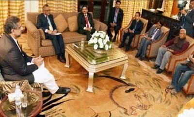 وزیراعظم شاہد خاقان عباسی نے نیپال کی صدر اور وزیراعظم سمیت اعلی سیاسی قیادت سے ملاقاتیں کیں