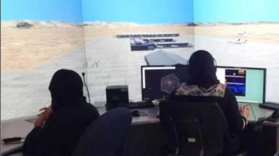 12 سعودی خواتین ہوائی ٹریفک کنٹرولر تربیت میں شامل ہیں