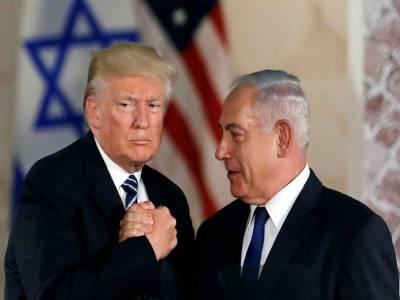 اسرائیلی وزیراعظم نیتن یاہو کی امریکی صدر ٹرمپ سے ملاقات