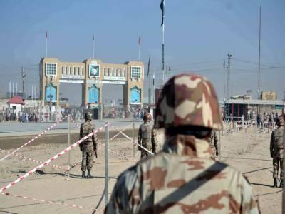 چمن میں سیکیورٹی فورسز سے مبینہ مقابلہ میں 4 دہشت گرد ہلاک