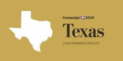 ریاست ٹیکساس میں پرائمری انتخابات کامرحلہ آج مکمل ہوگا