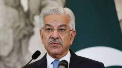 خواجه محمد آصف نے افغانستان میں امن کے لئے پاکستان کے مکمل تعاون کا اعادہ کیا