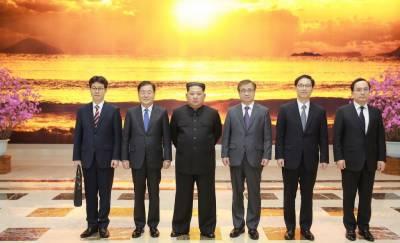 اعلی ڈی پی آر کی سربراہ کم جونگ سے ملاقات