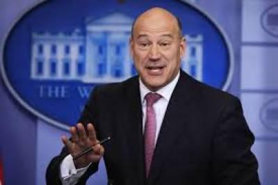 امریکی صدرڈونلڈ ٹرمپ کے اعلیٰ ترین اقتصادی مشیر گرے کون عہدے سے مستعٰفی ہوگئے