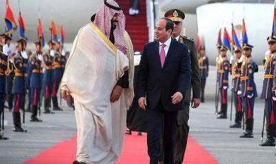 سعودی عرب، مصر نے انتہاپسند، دہشت گردی کے خطرے کا مقابلہ کرنے کے لئے شروعات کی