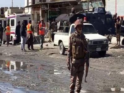 کوئٹہ: شالکوٹ میں پولیس موبائل پر فائرنگ ، ایک اہلکار شہید ،ایک زخمی