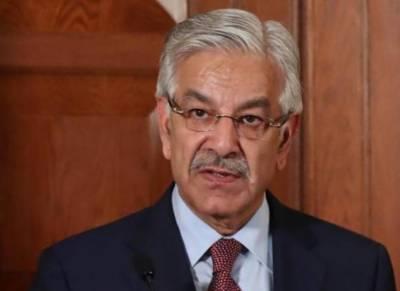 چیئرمین نیب نے وزیر خارجہ خواجہ آصف کیخلاف منی لانڈرنگ کی شکات پر تحقیقات کا حکم دے دیا