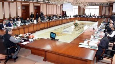قومی اقتصادی کونسل نے آزاد جموں کشمیر،گلگت بلتستان اورفاٹا کے لئے ڈویلپمنٹ ورکنگ پارٹی کے لئے چالیس کروڑ روپے حد کی منظوری دے دی