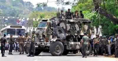 سری لنکامیں ہنگاموں پر قابو پانے کے لیے سوشل میڈیا تین روز کے لیے بند