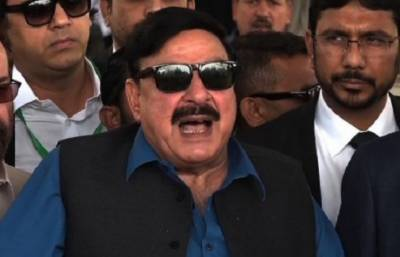 Sheikh Rasheed already predicted the PMLN candidate for the chairman Senate,.