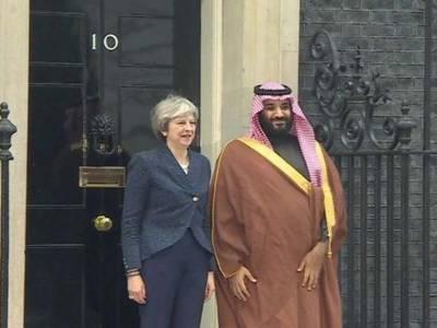 سعودی عرب کے ساتھ روابط سے سینکڑوں برطانوی شہریوں کی زندگیاں بچانے میں مدد ملی۔ برطانوی وزیراعظم