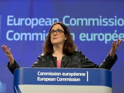 یورپی یونین کی امریکی مصنوعات پر مزید ٹیکس عائد کرنے کی تیاری