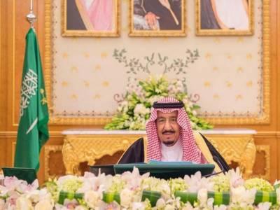 سعودی کابینہ نے امریکا اور برطانیہ کے ساتھ تعاون کے سمجھوتوں کی منظوری دیدی۔