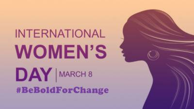 Today ,International Women Day In Whole The World