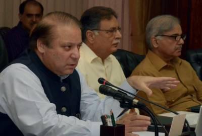 نوازشریف نے اتحادی جماعتوں کا اہم اجلاس ہفتے کواسلام آباد میں طلب کرلیا