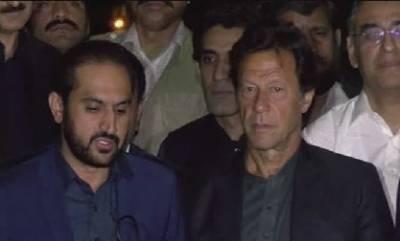 عمران خان نے پی ٹی آئی کی سینیٹ کی نشستیں وزیر اعلیٰ بلوچستان کے حوالے کرنے کا اعلان کردیا
