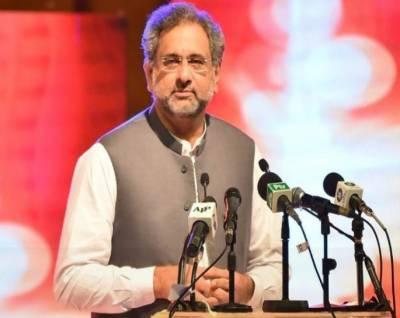 آئندہ انتخابات میں عوام ملکی ترقی کےحق میں فیصلہ دیں گے،عوام ووٹ کےذریعےدوبارہ ن لیگ کومنتخب کریں گے،وزیر اعظم شاہد خاقان عباسی