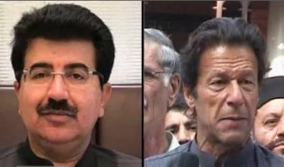 صادق سنجرانی کا انتخاب آئین اور جمہوریت کی فتح اور خاندانی سیاست کی شکست ہے: عمران خان