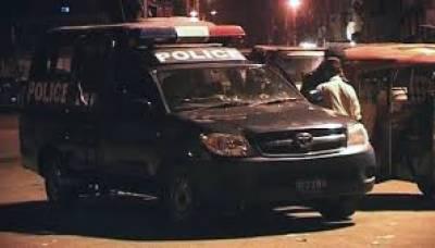 پولیس اور قانون نافذ کرنے والے اداروں نے مشترکہ سرچ آپریشن کیا اور 8مشتبہ افراد کو حراست میں لے لیا۔