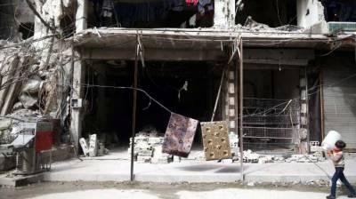 شام میں حکومت اور اتحادی فورسز کی کارروائیاں جاری ہیں