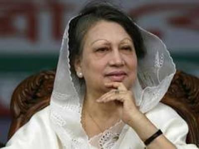 بنگلہ دیش کی اپوزیشن رہنما اور سابق وزیراعظم خالدہ ضیاء کو عدالت نے عبوری ضمانت پر رہا کردیا