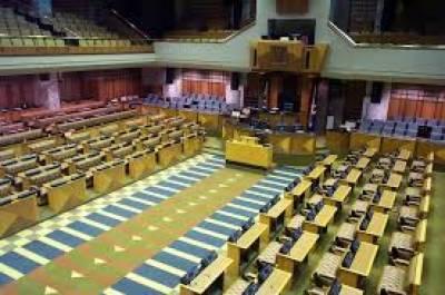 قومی اسمبلی کے اجلاس میں سیینٹ انتخابات پر گرما گرم بحث ہوئی