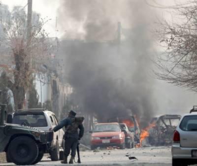 افغان صوبے ننگر ہار میں راکٹ حملے میں ایک ہی خاندان کے سات افراد جاں بحق