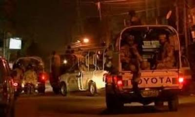 کراچی کے علاقے لیاری میں پولیس اور رینجرز نے مشترکہ سرچ آپریشن کیا