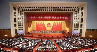 چین نے ایک کابینہ کی بحالی کا اعلان کیا ہے