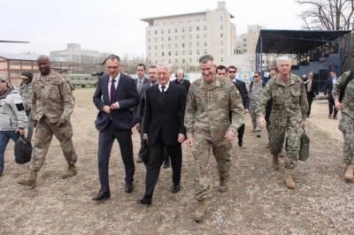 افغان سرحد کیساتھ پاک فوج کے آپریشنز مددگار ثابت ہورہے ہیں۔ جم میٹس