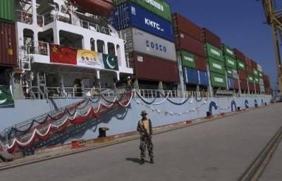 گوادر پورٹ بندرگاہ کے منافع سے نو فیصد پاکستان کو ملے گا جبکہ باقی 91فیصد چین کا ہوگا۔ جعفر اقبال