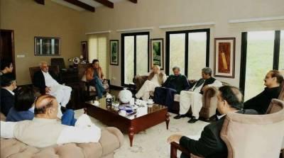 چیئرمین تحریک انصاف عمران خان نے کور گروپ کا اجلاس آج طلب کرلیا