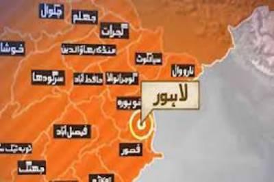 لاہور: ہربنس پورہ میں نامعلوم افراد کی فائرنگ، شہری جاں بحق