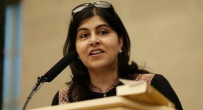 سعیدہ وارثی یہودی اخبار کے خلاف ہتک عزت کا مقدمہ جیت گئیں۔