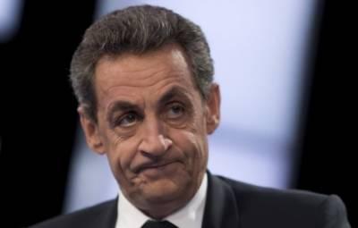 لیبیا مالیاتی سکینڈل میں فرانس کے سابق نکولس سرکوزی کوگرفتارکرلیا گیا