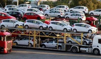 عالمی مارکیٹ میں گاڑیوں کی تجارت کا حصہ سب سے زیادہ