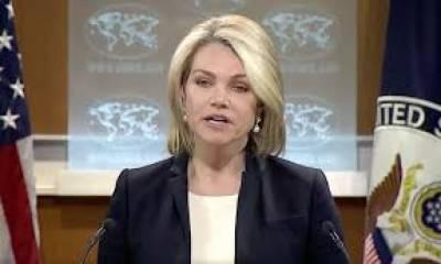 امریکہ پاکستان کے ساتھ بہترین تعلقات کا خواہشمند ہے