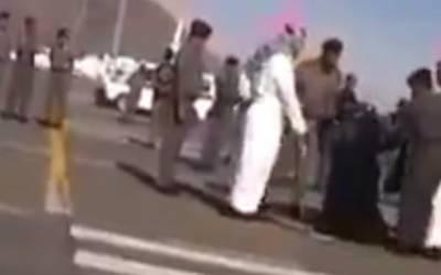 سعودی عرب: قصاص سے چند لمحات قبل مقتول کے ورثاءنے قاتل کو معاف کر دیا