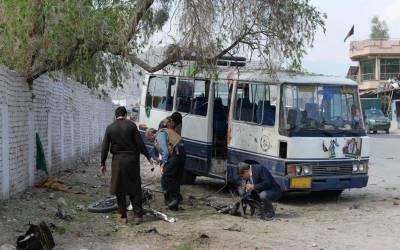افغانستان، داعش نے ننگرہار اسٹیڈم بم حملے کی ذمہ داری قبول کرلی